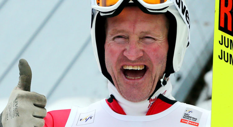 eddie the eagle interview