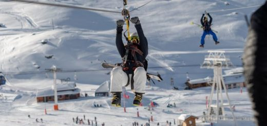 zip wire-val thorens